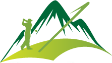 Tupper Lake Golf Course Sticky Logo