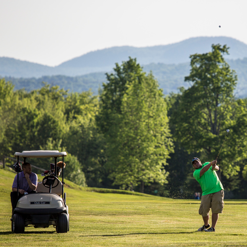 Tupper Lake Golf Club Events
