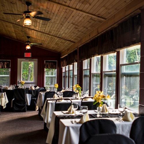 Burgundy Steakhouse at Tupper Lake Golf Club